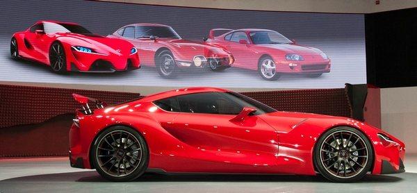 Тойота Супра 2020 - новая модель
