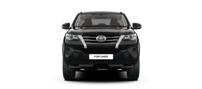 Toyota Fortuner комплектации Стандарт