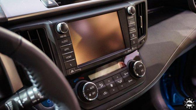 Toyota RAV4 2020 салон