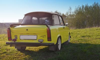 Trabant - история автомобильной марки Трабант модельный ряд