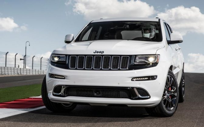 Варианты трансмиссии Jeep Cherokee