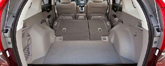 Внедорожник Хонда CR-V