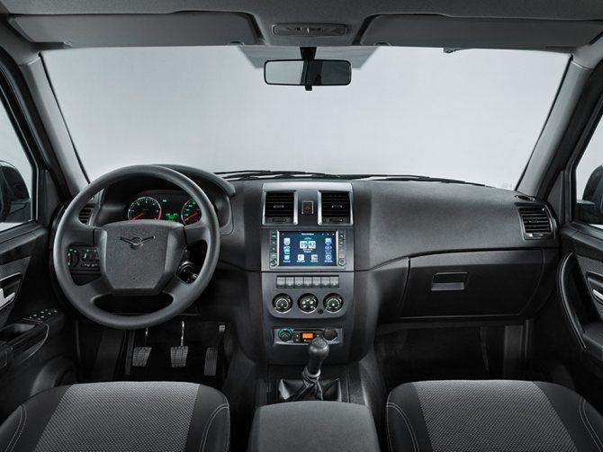 Внедорожник УАЗ «Патриот» 2018 модельного года