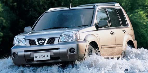 Внедорожники до 500 тысяч рублей - Nissan X-Trail