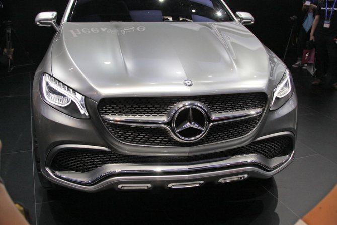 Внедорожники от Mercedes:будет и купе - Фото 4